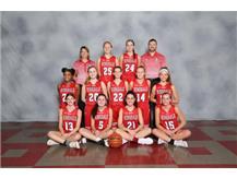 2017-18 GIRLS VARSITY BASKETBALL TEAM