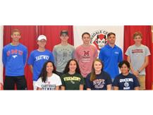 College Signing Recognition Event            May 16, 2018