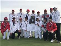 CONGRATULATIONS TO THE BOYS GOLF TEAM FOR WINNING THEIR 7TH CONSECUTIVE STATE CHAMPIONSHIP!