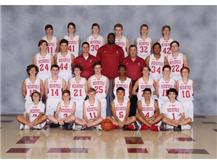 2018-19 Freshman Basketball Team