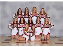 2018-19 Winter Cheer Seniors