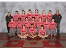 2018-19 Freshman Wrestling Team