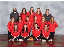 2019 Varsity Water Polo Team