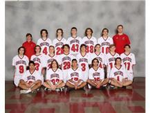 2019 JV Lacrosse Team
