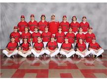 2019 Sophomore Baseball Team