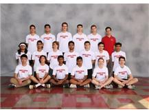 2019 JV2 Tennis Team