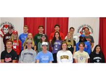 Signing Day & College Recognition Event - May 14, 2019