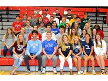 2018-19 ALL-SCHOOL COLLEGE RECOGNITION