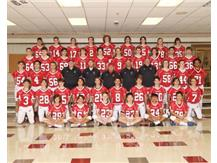 2019 SOPHOMORE FOOTBALL TEAM