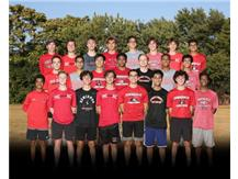 2020 Boys Cross Country Team - Juniors & Seniors