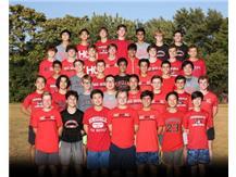 2020 Boys Cross Country Team - Freshmen & Sophomores