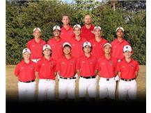 2020 Boys JV Golf Team