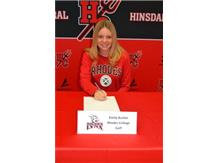Congratulations Emily Ascher!