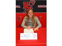 Congratulations Emma Elliott!