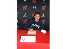 Congratulations, Charlie Sessa! He will be playing football at Columbia University in the fall!