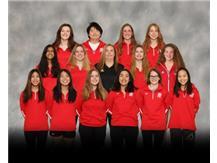 20-21 JV Water Polo Team