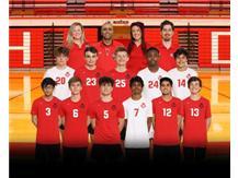 20-21 Frosh/JV Volleyball Team