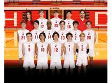 20-21 Varsity Volleyball Team