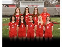 20-21 JV Soccer Team