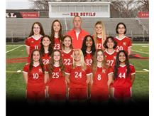 20-21 Sophomore Soccer Team