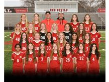 20-21 Freshman Soccer Team