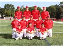 2021 Boys Varsity Golf Team