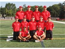 2021 Boys JV Golf Team