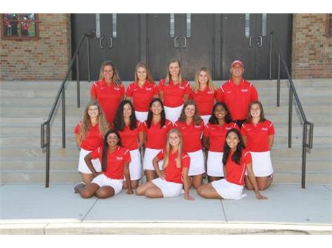 2016 Varsity Golf Team