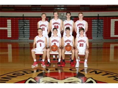 2016-17 Boys Basketball Seniors