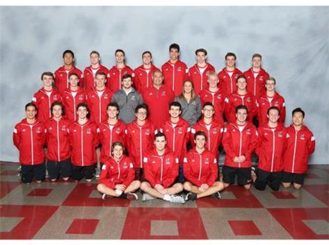 2016-17 Varsity Swim Team
