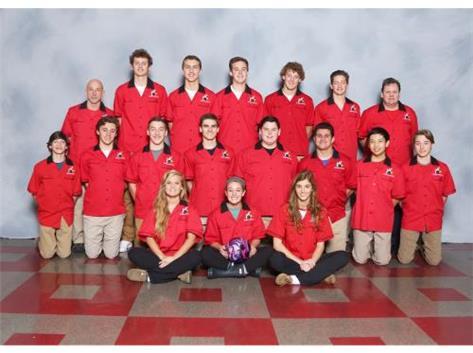 2016-17 Boys Bowling Team