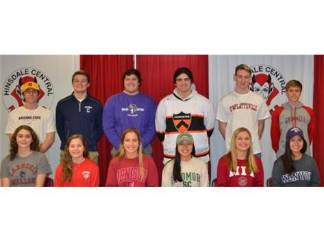 SIGNING DAY EVENT  FEB. 1, 2017