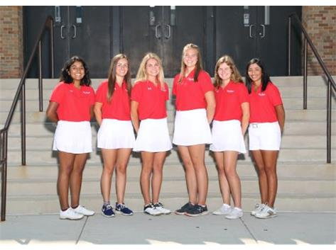 2017 GIRLS GOLF SENIORS