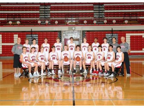 2017-18 BOYS VARSITY BASKETBALL TEAM