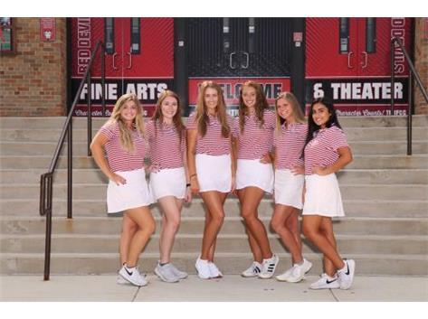 2018 Golf Seniors