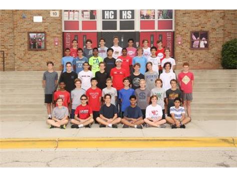 2018 Cross Country Frosh/Soph