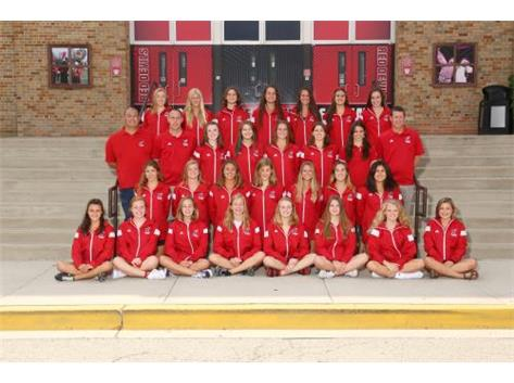 2018 Varsity Swim Team