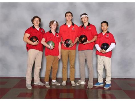 2018-19 Senior Bowlers