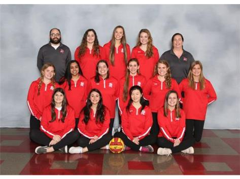 2019 Varsity Water Polo Team