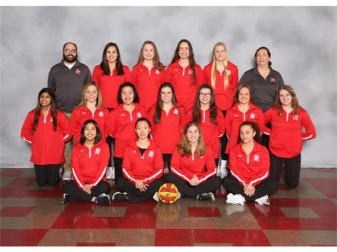 2019 JV Water Polo Team