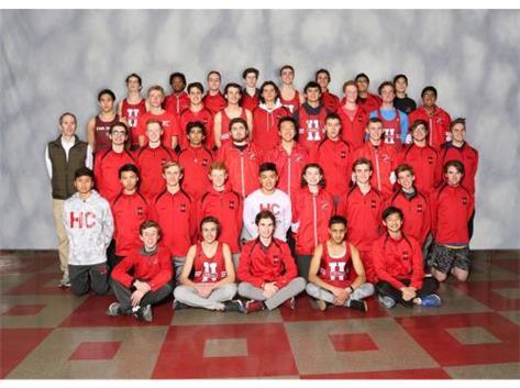 2019 Track Team Juniors/Seniors