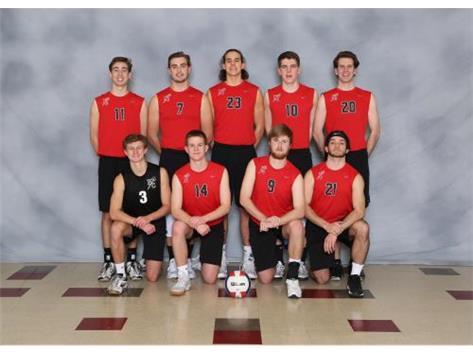 2019 Volleyball Seniors