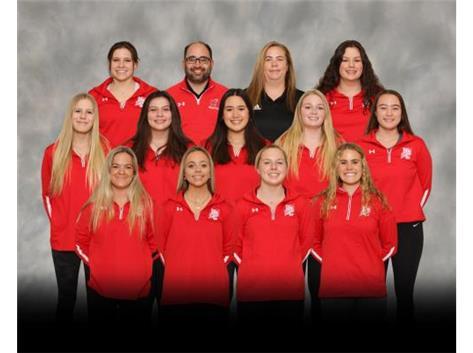 20-21 Varsity Water Polo Team
