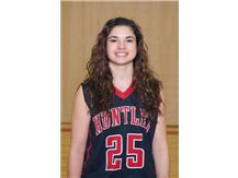 Girls Basketball Raquel Radermacher is this week's Culver's of Huntley HHS Athlete of the Week