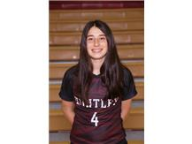 Varsity Girls Soccer 's Alyssa Xanos is this week's Culver's of Huntley HHS Athlete of the Week.  On Thursday 4/26/18 against Hampshire, Alyssa scored 5 goals as the girls soccer went on to win the game by a final score of 7-0.