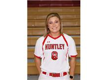 In two games during this week, Sofia went 4-8 at the plate with 3 Homeruns & 6 RBI's to help the Softball team become Regional Champions.