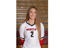 Julia Johnson (2019) - Girls Volleyball - Culver's of Huntley HHS Athlete of the Week - Week of 8/20/18