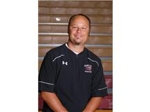 Jason Monson - Assistant Coach Boys and Girls Cross Country and Girls Track and Field - Culver's of Huntley SALT Bi-Weekly Outstanding Coach Award Winner - 11/28/18