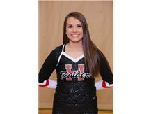 Carly Vitellaro (2020) - Dance - Culver's of Huntley HHS Athlete of the Week - Week of 12/03/18