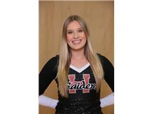 Maddie Fitzgerald (2019) - Varsity Dance - Culver's of Huntley HHS Athlete of the Week - Week of 1/21/19